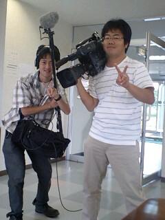 第23弾『HBC北海道放送…追加取材\(^_^)/』