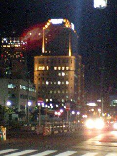 只今札幌です
