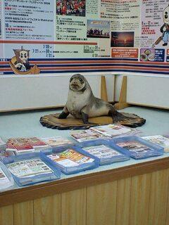 稚内駅に到着!