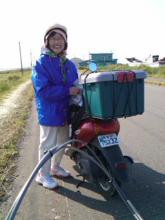 北海道2011「5日目」今日のサプライズ